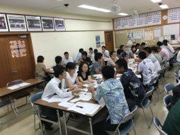 【活用事例】2017年度沖縄県事業でのALP研修の様子