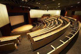 日本科学未来館 7F未来館ホール