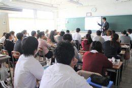 数学の授業(標準クラス)