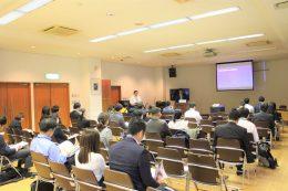 公開授業後の研究会