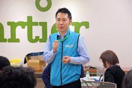 今後の展望を語るLoiLo・杉山浩二CEO