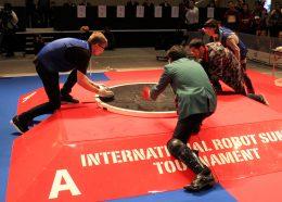 国際大会自立型の決勝戦