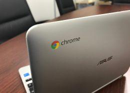 Chromebook端末