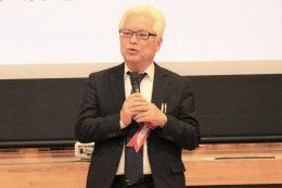 日本教育情報化振興会 赤堀侃司 会長