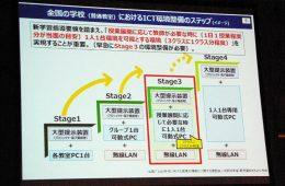 Stage3まで早急に進めたいICT環境整備