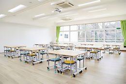 会場となる宝仙学園小ICTルーム「My Lab.」