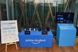 Prime Student Roomの展示