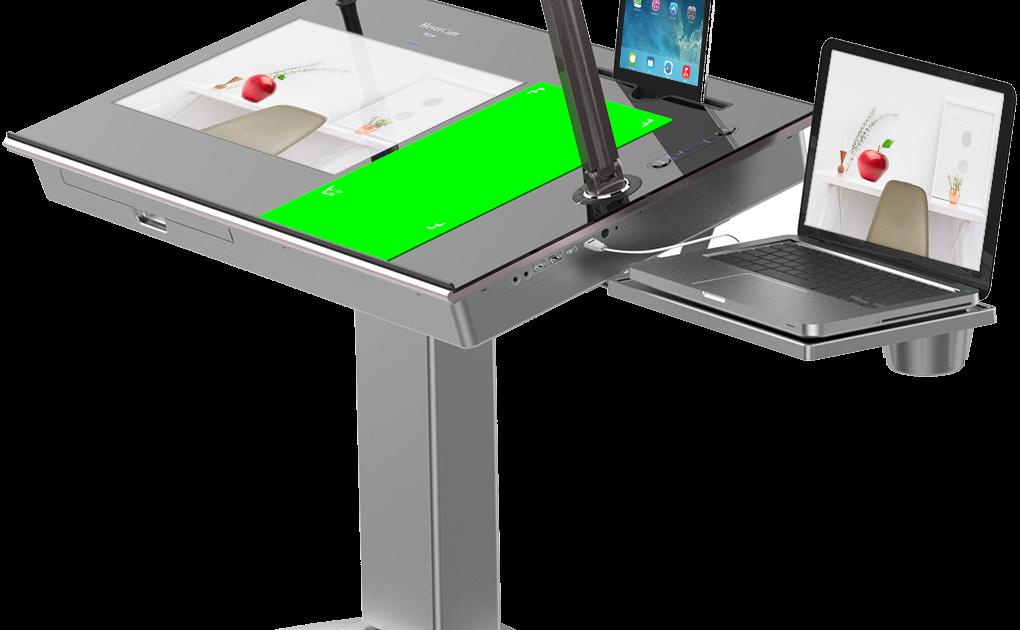 デジタル教卓「HoverCam  Pilot3」