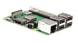 [アールエスコンポーネンツ] ラズパイ最新モデルRaspberry Pi 3 Model B+の国内販売を開始