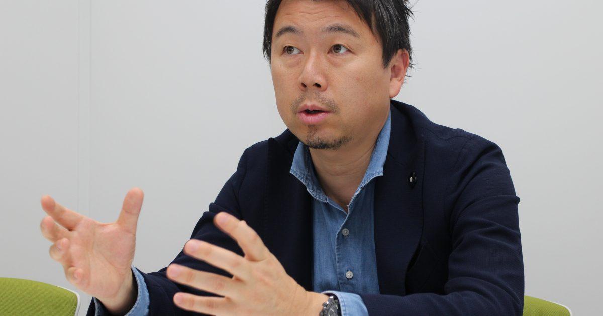 外部コンサルタントというニュートラルな立場について語る古泉氏