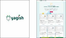 (左)サービスロゴのイメージ (右)履歴書ラインナップのイメージ