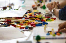 レゴを用いたプログラミングワークショップ