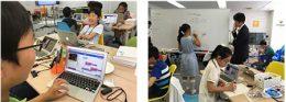 2018年6月2日、3日にプログラボの生徒を対象に実施したプレイベントの様子