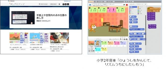 小学生向けプログラミング指導案共有サイト「プロアンズ」