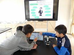 小中学生を対象としたプログラミング講座のイメージ