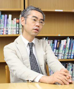 九州中央リハビリテーション学院 専務理事 志垣伸太郎氏