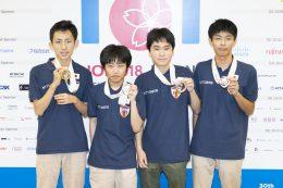 20180907_IOI2018 JAPAN 日本代表選手