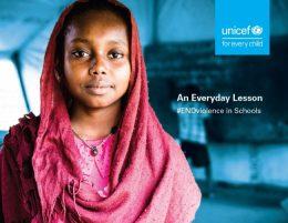 『毎日の試練:学校における暴力をなくす(原題:An Everyday Lesson #ENDviolence in Schools)』