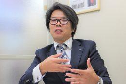 秋葉原ITキャンパスの土屋正義キャンパス長