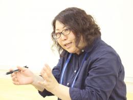 札幌市篠路児童会館 館長 森口賀寿葉さん