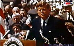 ケネディー大統領の演説