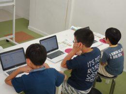 プログラミング教育の授業イメージ