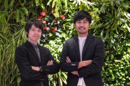 左)DMM CTO 松本勇気氏、右)インフラトップ 代表取締役/CEO 大島礼頌氏