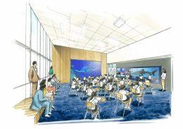新東館メディアラボ内のイメージ