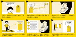 VIBLO by &HAND:利用シーン