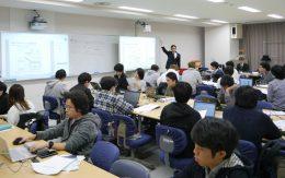 キヤノンITS授業風景