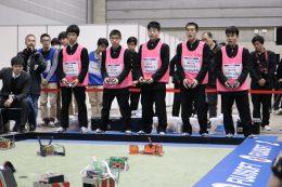 前回大会の模様 優勝:香川県立高松工芸高等学校