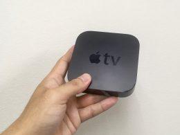 無線ミラーリングを可能にするApple TV