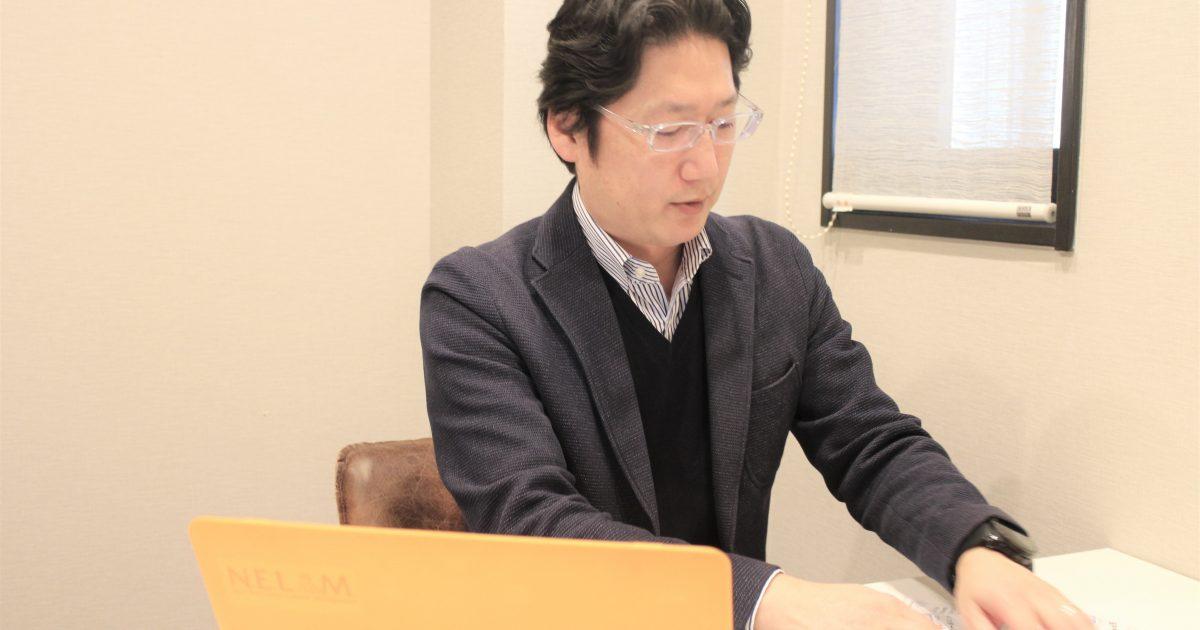 カードを使って「タキソノミー」の説明をする田中さん