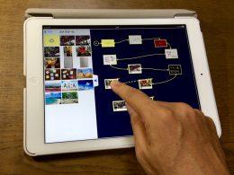 小学生でも使えるプレゼンアプリ「ロイロノート 」