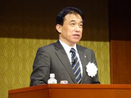 全国ICT教育首長協議会 会長  横尾 俊彦 多久市長