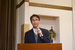 小金井市教育委員会 統括指導主事 平田勇治氏
