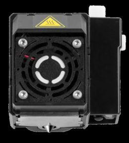 エクストルーダー:フィラメントをプリンターヘッドに送り込む装置