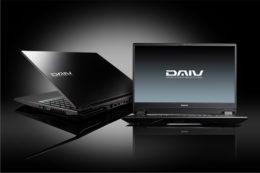 「DAIV-NG5820」シリーズ
