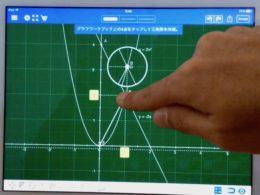 関数の授業で使える「Geometry Pad+」