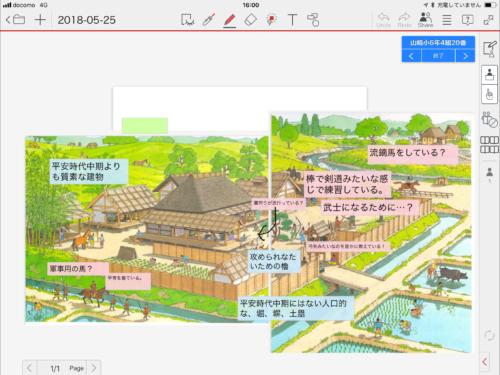 """鎌倉市教育委員会、iPadの見やすい資料で児童の集中力を高めるstyle=""""display:"""