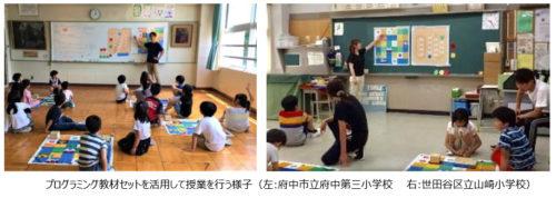 """プリモトイズ、小学校でのプログラミング授業事例を複数公開style=""""display:"""